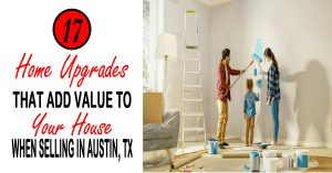 17 Home Upgrades to do in austin